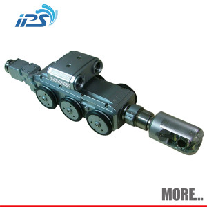 Robotic mini sewer pipe inspection camera S100