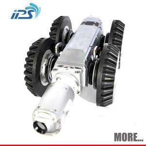Waterproof Pipe Plumbing Inspection Camera Robot S100