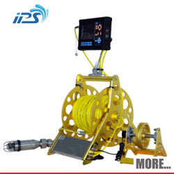 Video pipe inspection camera system for wells