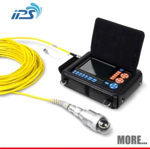 Push Rod Chimney Inspection Camera for cctv drain survey
