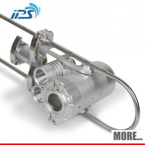 700TVL sewer inspection drain camera