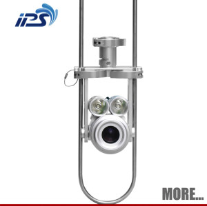 CCTV pipe drain inspection camera system