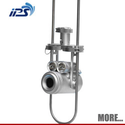 Underground reliable  cctv sewer camera for DN200-1000 mainlines