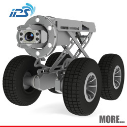 Robotic Drain Sewer Camera For Rental Service