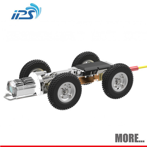 Robotic Sewer Pipe Inspection Camera for Sale