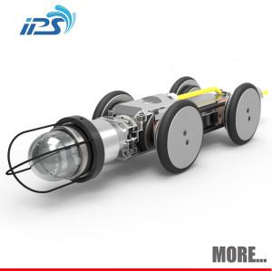 Indutrial Endoscope Sewer Crawler Camera For Sale