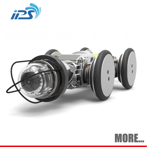Industrial and Municipal Pipe Lateral Inspection Camera CCTV System
