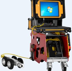 Drain Sewer Line Camera Locator System