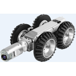 S100 ROV Robot For pipe inspection crawler roboter|Underwater Storm Drain Inspection Camera|CCTV Camera
