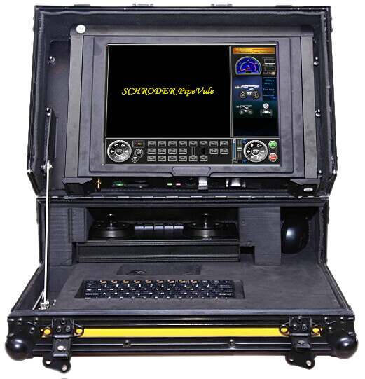 Sewer Camera Locator | Pipe Camera Inspection Systems Truck Mountable