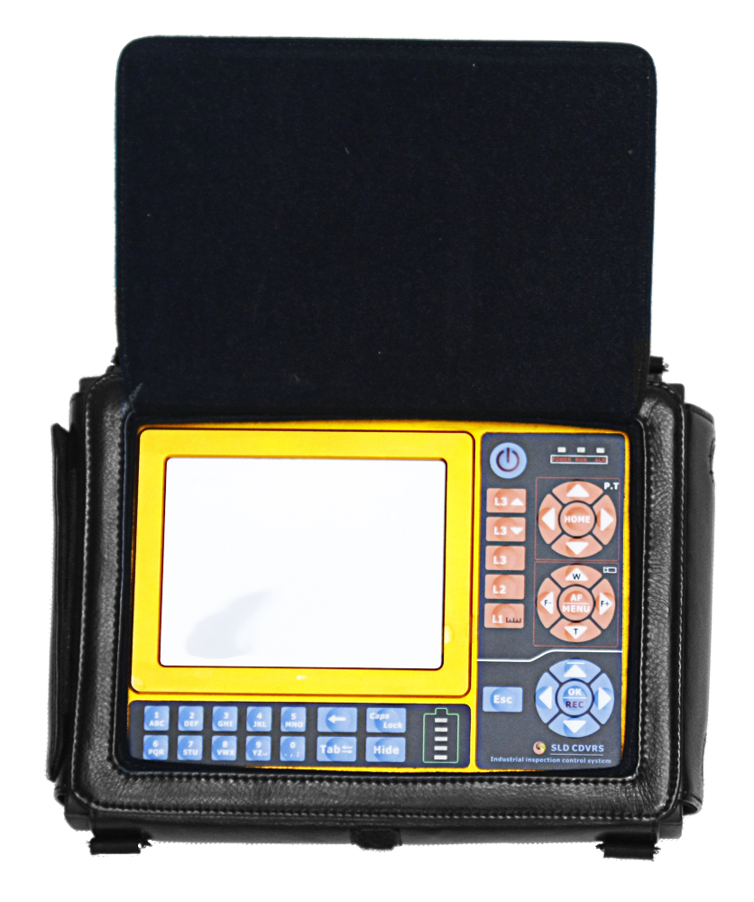 Borehole Inspection Camera : Camera For Pipe Inspection