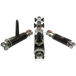 MULTISAN Top-hat profile and grouting rehabilitation system for pipe connection trenchless repair (DN 200 – 600)