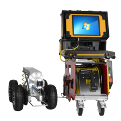 S300E HD Pipe Inspection Robot Crawler for drains