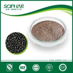 Black soybean meal