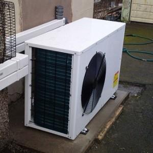 空气能热水热水泵