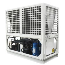75-110kw Eco friendly commercial use large capacity air to water heat pump