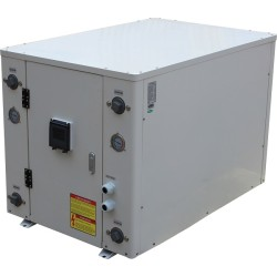 40-80kw Heating and cooling commercial ground source heat pump