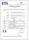 CE (Air source heat pump)