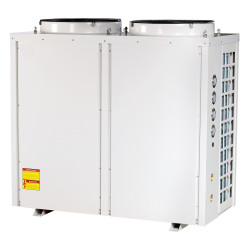 21-34kw eco friendly energy saving air source water heating heat pump for hot water and house heating