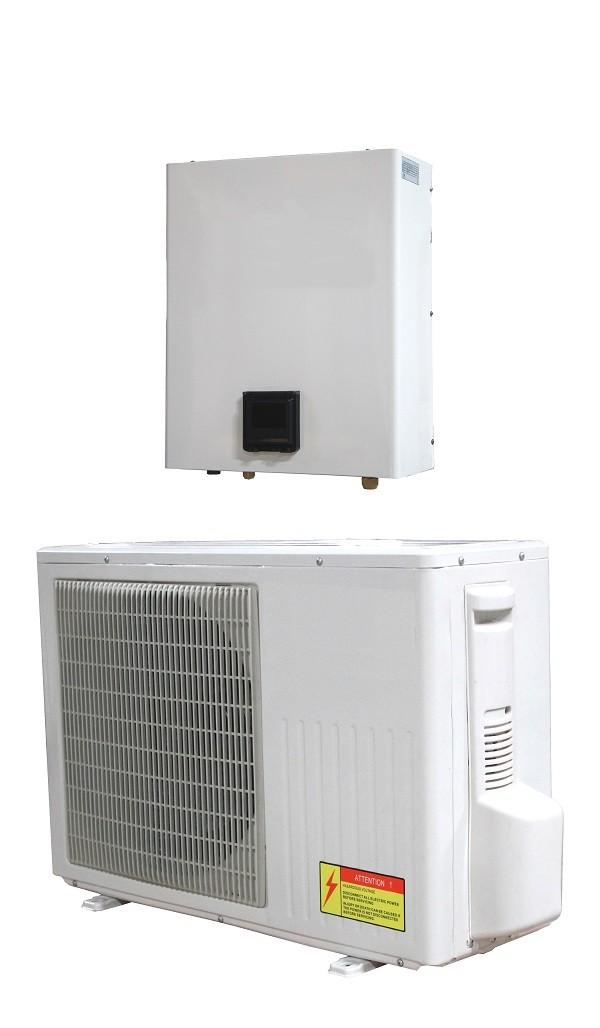 4kw 分体式空气能热水热泵