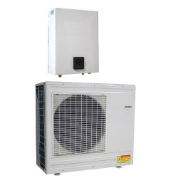 5-8kw 分体式空气能采暖热泵