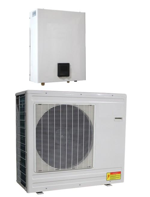10-11kw 分体式空气能热泵热水机