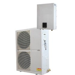 13~16kw Air to water heat pump split