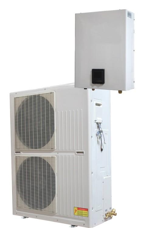 12-16kw 分体式空气能热泵机组
