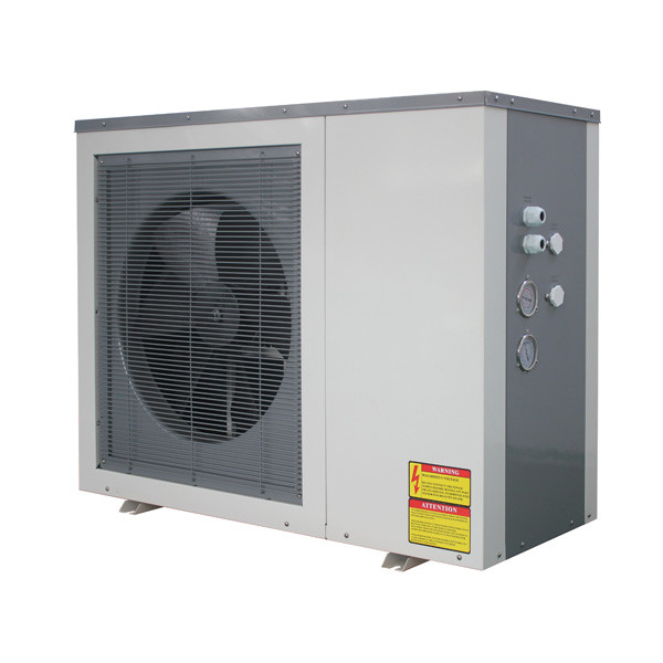 7~10kw variable frequency dc inverter air source heat pump