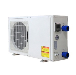 heat pump pool heater