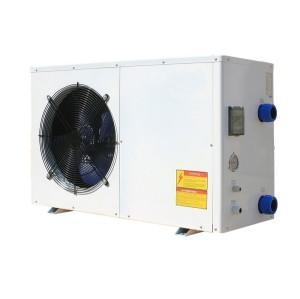 swimming pool heating heat pump