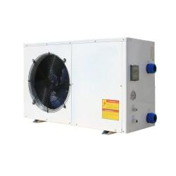 16kw Swimming pool water heater air energy heat pump for swimming pool water heating