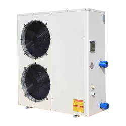21kw, 26kw Air source heat pump pool heater heat pump with titanium heat exchanger