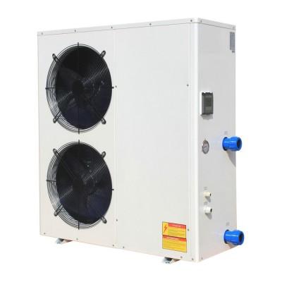 21kw, 26kw Air source heat pump pool heater heat pump with titanium heat exchanger