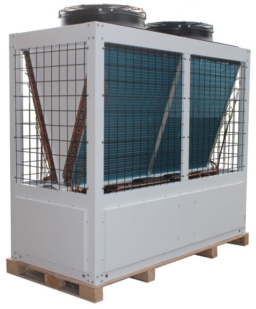 42-65kw Commercial energy saving air to water air source heat pump