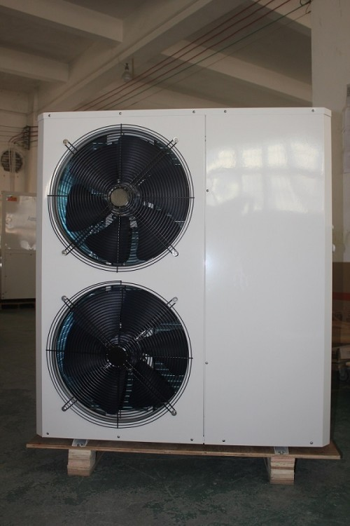 16~34kw Copeland evi compressor air source heat pump for house heating or hot water