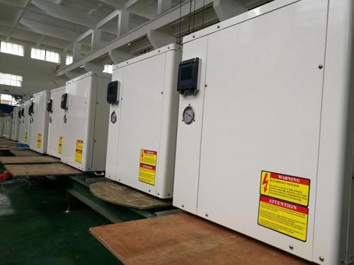 6~10kw water to water heat pump high efficient ground source heat pump water energy heating heat pump