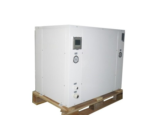 25-41kw water heater heat pump geotheral water to water heat pump high efficiency water heating heat pump
