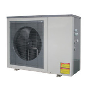 What are the advantages of the DC inverter heat pump ?