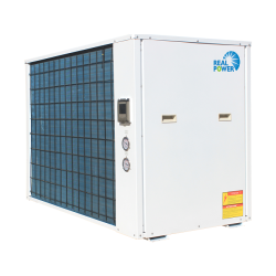 19-34kw 节能高效热泵空气能热水机