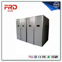 FRD-22528 Large Solar system Newest model Farming equipment for chicken eggs incubator hatchery machine popular for sale in Africa