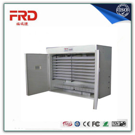 FRD-3168 China manufacture supplier commercial energy saving poultry egg incubator machine/egg hatching machine for chicken eggs