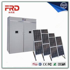 FRD-5280 Solar Fully-Automatic Newest model Chicken duck goose quail ostrich chicks emu turkey bird Usage Egg Incubation Machine