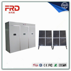 FRD-6336 Medium-sized High hatching rate poultry egg incubator for sale/chicken egg incubator hatchery popular in Africa