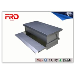 FRD Customized poultry feeder stainless galvanized aluminum for chicken goose duck turkey