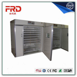 solar energy China manufacture FRD-2464 chicken egg incubator and hatcher