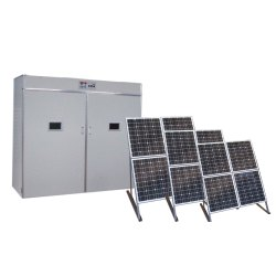 Industry multi-egg solar energy incubator FRD-5280 chicken egg incubator and hatcher