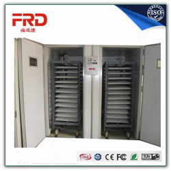 Industry multi-egg solar energy incubator FRD-8448 chicken egg incubator and hatcher