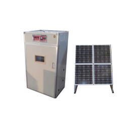 solar energy   FRD-1584 chicken egg incubator and hatcher automatic control