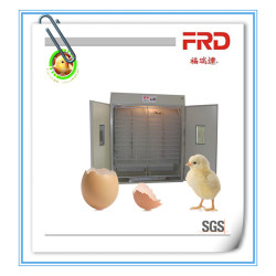 FRD chicken egg incubator with cooling system for 4224pcs